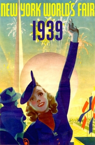 1939 New York Word's Fair poster